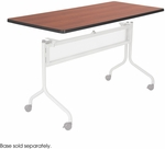 Impromptu® 60'' W x 24'' D Mobile Training Table with Rectangle Top - Cherry [2066CY-SAF]