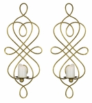 Inca Wall Hanging- Set of 2 [40695-FS-CC]
