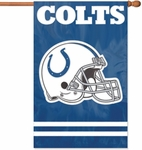 Indianapolis Colts Applique Banner Flag [AFIN-FS-PAI]