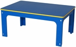 Indoor/Outdoor Toddler Table [SKPG2051B-SFK]