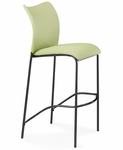 Inertia Upholstered Back Bar Stool [79056-NA-FS-ALL]