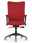 Inertia Upholstered Back Executive Chair [79440-NA-FS-ALL]