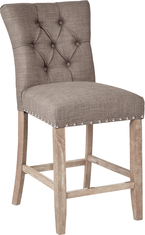 Inspired By Bassett Preston 24 Counter Stool Set Of 2