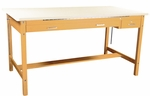 Instructor's Desk/Table [IDT-102-SHA]