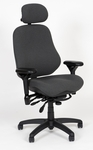Intensive Use Executive Chair [I3507AG1-FS-ERGS]