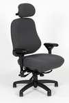 Intensive Use Executive Stretch Chair [I3509AG1-FS-ERGS]