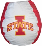 Iowa State Cyclones Bean Bag Chair [BB-40-IAST-FS-BBB]