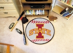 Iowa State University Baseball Mat [8-FS-FAN]