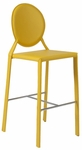 Isabella-C Counter Chair in Yellow - Set of 2 [02481YEL-FS-ERS]