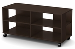Jambory Collection Storage Unit On Casters Royal Cherry [4919606-FS-SS]