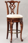 Jamestown Landing Swivel Armless Bar Stool [987-729-FS-PO]