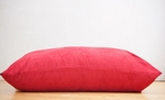 Pillow Saxx Bean Bag Pillow - Cinnabar Microsuede [10822116-FS-STOP]