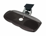 Jimi Universal Keyboard Platform with Gel Palm Support and Ambidextrous Mouse Platform- Black [JIMI-3-FS-WOR]