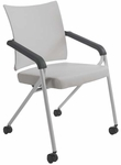 Join Me Upholstered Large Back Nesting Chair [JM12250UBR-FS-DV]