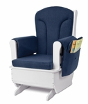 Jonti-Craft®  White GLIDER ROCKER [8151JC-JON]