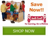 Save BIG on Jonti-Craft Early Childhood Furniture!!