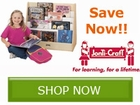 Jonti Promotions are Back!! Save on Classroom Storage and Computer Furniture by