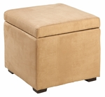 Judith Ottoman w/ Jewelry Storage - Beige [40520BGE-01-AS-FS-LIN]
