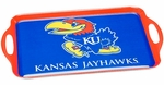 Kansas Jayhawks Melamine Serving Tray [38014-FS-BSI]