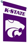 Kansas State Wildcats 2-Sided Garden Flag [83118-FS-BSI]