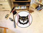 Kennesaw State University Baseball Mat 27'' Diameter [4147-FS-FAN]