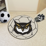 Kennesaw State University Soccer Ball Mat 27'' Diameter [4145-FS-FAN]