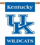 Kentucky Wildcats 2-Sided 28'' X 40'' Banner with Pole Sleeve [96110-FS-BSI]