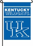 Kentucky Wildcats 2-Sided Garden Flag [83010-FS-BSI]