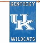 Kentucky Wildcats Applique Banner Flag [AFKE-FS-PAI]