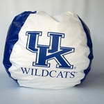 Kentucky Wildcats Bean Bag Chair [BB-40-UK-FS-BBB]