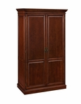 Keswick Double Door Wardrobe - English Cherry [7990-06-FS-DMI]