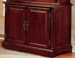 Keswick Executive Two Door Cabinet - English Cherry [7990-14-FS-DMI]