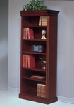 Keswick Right Hand Facing Bookcase - English Cherry [7990-128-FS-DMI]