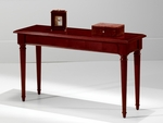 Keswick Sofa and Console Table - English Cherry [7990-82-FS-DMI]