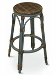 Key Largo Collection Backless Outdoor Barstool [BAL-610-FLS]