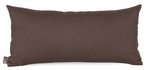 Kidney Pillow Sterling Chocolate [4-202-FS-HEC]