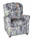 Kids Recliner with Button Tufted Back - New Conceal