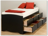 Kids Wood Beds
