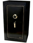 Large Executive Security Safe with 6.1 CU Ft. Capacity and Combination Lock - Black [D888-FS-SEN]