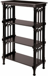 Large Cheval Bookcase [6040239-FS-TRA]