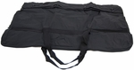 Large Nylon Presentation Easel Storage Bag with Shoulder Strap - Black [13151-FS-SDI]