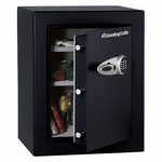 XX Large Security Safe with Digital Lock and Multi Position Shelving [T8-331-FS-SEN]
