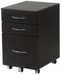 Laurence High File Cabinet in Brown [27812-FS-ERS]