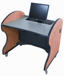 Learning Bay Computer Table [LRN36-PARG]