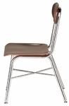 Legacy Series 17.5'' X-Brace Chair [517M-CSC]