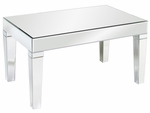Leo Mirrored Coffee Table [11095-FS-HEC]