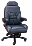 Limited 1pc Office Chair in Leather [OF-LMTD1PC-L-FS-ARE]