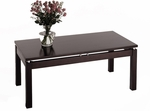 Linea Espresso Coffee Table [92740-FS-WWT]