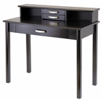 Liso Computer Desk and Hutch [92271-FS-WWT]