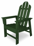 POLYWOOD® Long Island Dining Chair - Green [ECD16GR-FS-PD]